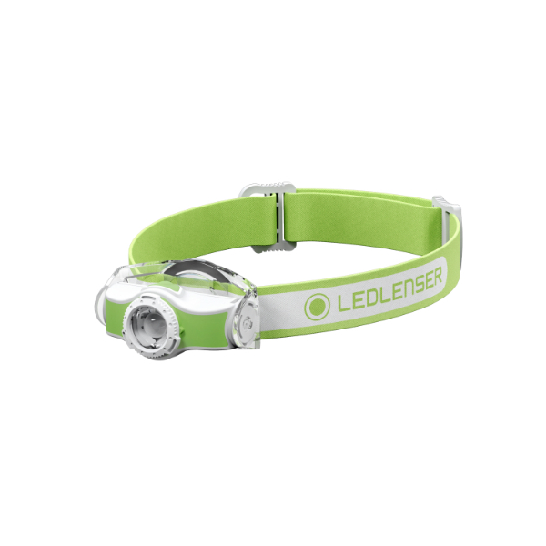 【New】LEDLENSER MH3 Green