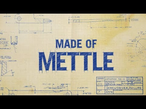 Made of Mettle(本編)【日本語字幕付き】