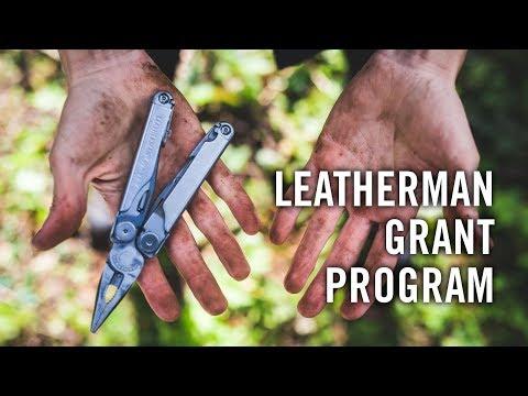 LEATHERMAN GRANT PROGRAM【日本語字幕付き】